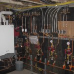 High Eff. Boiler with Radiant Floor Heating System Design and Installation