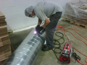Photo of HVAC Worker