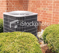 Photo of an HVAC System