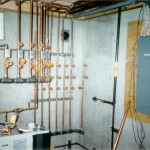 Residential Hot Water Boiler Installation