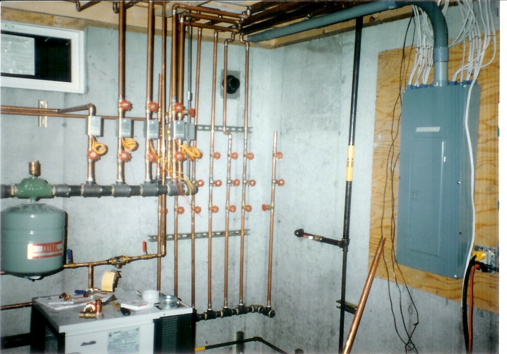 Residential Hot Water Boiler Installation | Environmental Air Systems