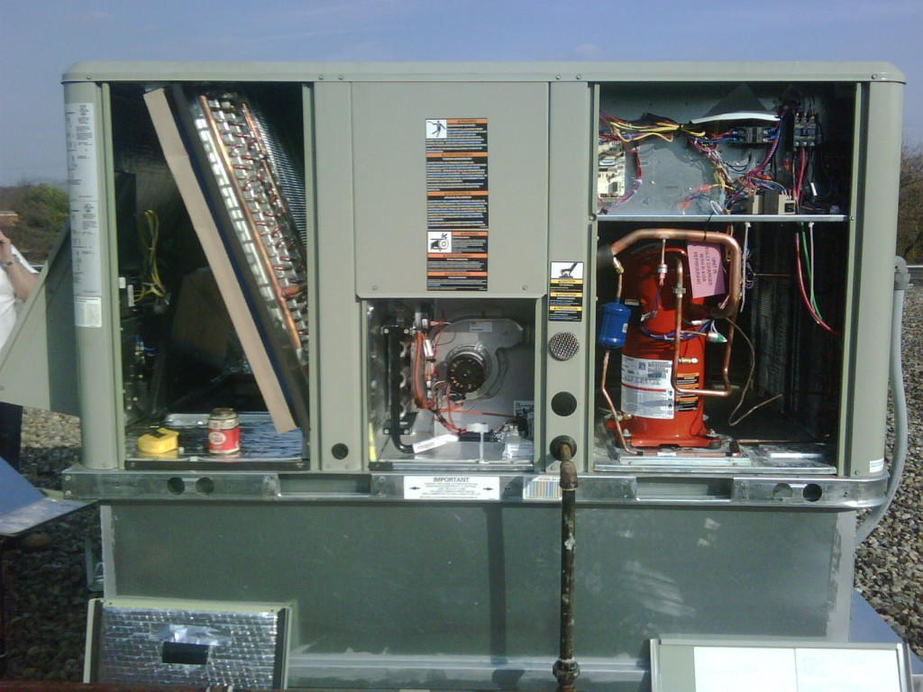 Trane Package Unit