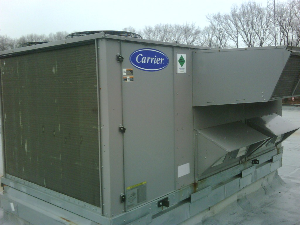 Carrier Package Unit