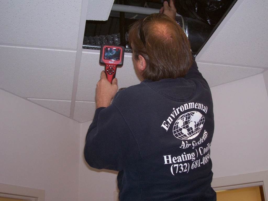 Infrared Video Inspection