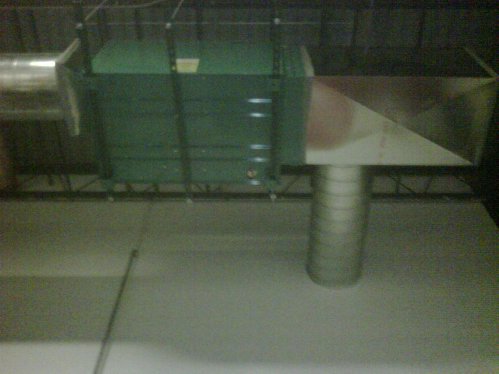 6 Ton Dehumidifier with Bypass duct